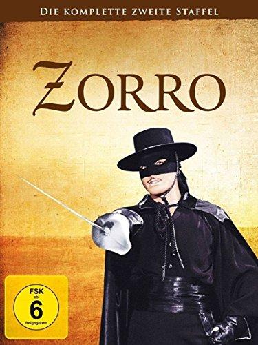 Zorro - Staffel 2 (7 DVDs)