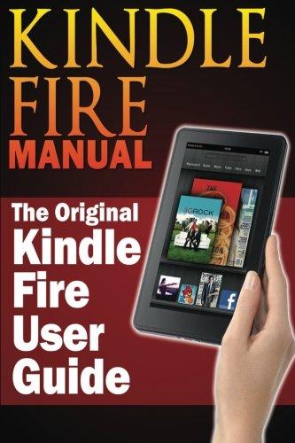 Usado, Kindle Fire Manual: The Original Kindle Fire User Guide segunda mano  Se entrega en toda España