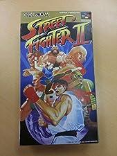 Street Fighter II, Super Famicom (Super NES Japanese Import) (japan import)
