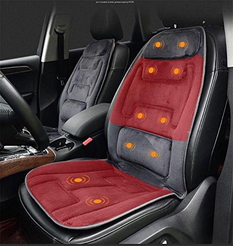 DIELIAN 10-Motor Massage Sitzkissen mit Wärme - 10 Motor-massage-kissen