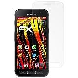 atFolix Folie für Samsung Galaxy Xcover 4 Displayschutzfolie - 3 x FX-Antireflex-HD hochauflösende entspiegelnde Schutzfolie