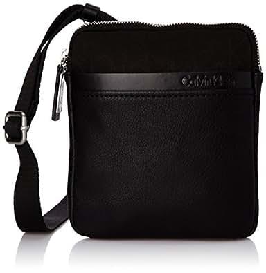 Calvin Klein Tom Logo J5Ej500513, Pochette - Noir (Black), Taille Unique