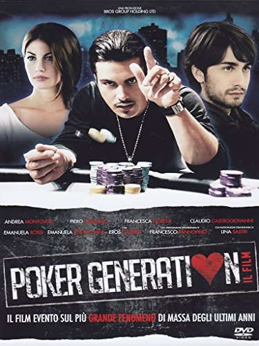 Poker Generation (Dvd)