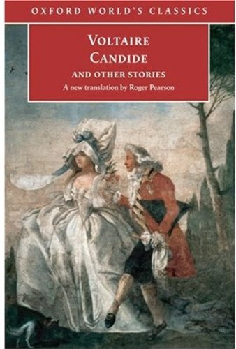 Candide and Other Stories (Oxford World's Classics)
