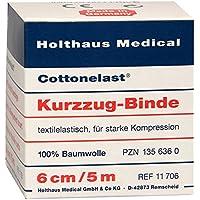 Kurzzugbinde Cottonelast 6 cmx5 m, 1 St preisvergleich bei billige-tabletten.eu