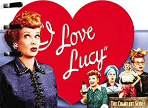I Love Lucy: Complete Series [DVD] [Region 1] [US Import] [NTSC]