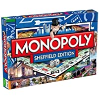 Sheffield Monopoly Board Game