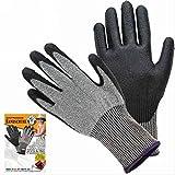Corvus 600626 Schnittschutz Handschuhe Kids at Work, Größe S