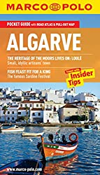 Algarve Marco Polo Pocket Guide (Marco Polo Travel Guides)