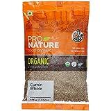 Pro Nature Organic Cumin - Whole 100g Pouch