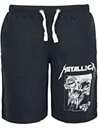 Metallica Damage Inc. Short Molletonné noir XL