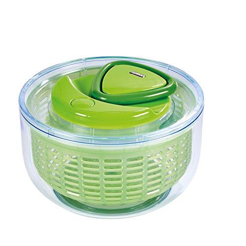 Zyliss Easy Spin Salatschleuder, KLEIN, grün Small grün