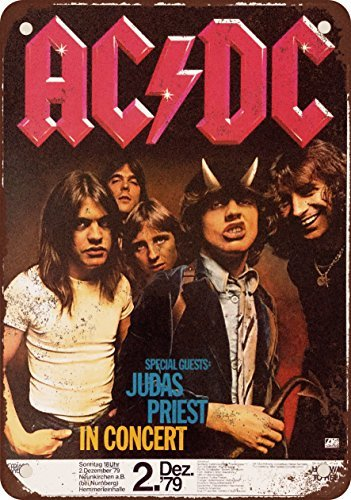 1979-ac-dc-e-judas-priest-in-germania-stile-vintage-riproduzione-in-metallo-segni-305-x-406-cm
