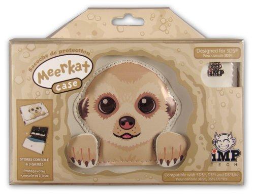 Image of iMP Meerkat Pup Console Case (Nintendo 3DS/DSi/DS Lite)
