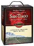 San-Tiago - Special Blend Rotwein 12,5% Vol. - 3l Bag-in-Box