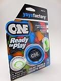 #10: YoYoFactory ONE w/Extra String - Blue