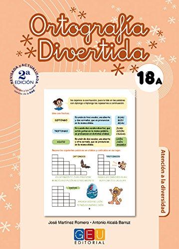 Ortografía divertida 18A por José Martínez