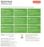 Quick Heal Total Security 2USERS 3Years ...