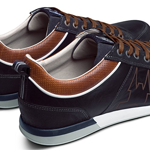 Gaastra Bayline, chaussons d'intérieur homme Navy