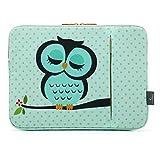 CoolBell 11,6 Zoll Laptop Hülse Tasche Sleeve Case Schutzhülle mit süßer...