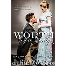 Worth of a Lady (The Marriage Maker Book 1) (English Edition)