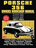 Porsche 356 Owners Workshop Manual 1957-1965 (Brooklands Books)