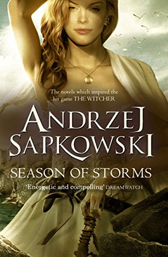 Season of Storms: A Novel of the Witcher (English Edition)
