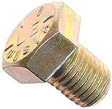 Hard-to-Find Fastener 014973254995 Hex Cap Screws, 3/4-10 x 1-Inch