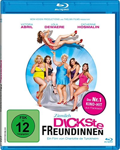 Ziemlich dickste Freundinnen [Blu-ray]