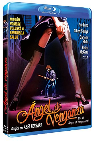 Preisvergleich Produktbild Ángel de venganza ( Ms .45 (Angel of Vengeance) ) - 1981 [Blu-ray]