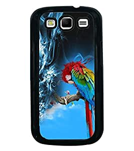 PrintVisa Designer Back Case Cover for Samsung Galaxy S3 Neo I9300I :: Samsung I9300I Galaxy S3 Neo :: Samsung Galaxy S Iii Neo+ I9300I :: Samsung Galaxy S3 Neo Plus (Bird Screen Server)