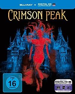 Crimson Peak - Steelbook [Blu-ray] [Limited Edition]