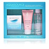 Biotherm Aquasource Piel Seca Rich Cream 50Ml + Biosource Smooth Espuma 50Ml + Biosource Tonifying Toner 100Ml