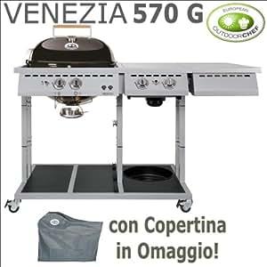 gaskugelgrill outdoorchef venezia 570 g mit gratis. Black Bedroom Furniture Sets. Home Design Ideas