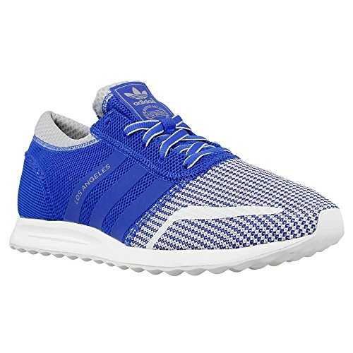 Chaussures De Sport Adidas Angeles Trainer Grey Af4239 Blanc-bleu