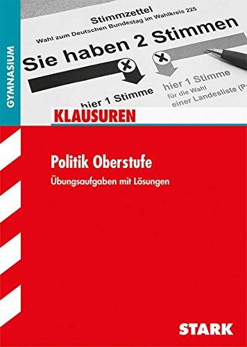 Klausuren Gymnasium – Politik Oberstufe