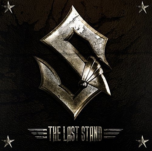 The Last Stand (Limited Edition Box-Set CD-LP-DVD) Logo Camouflage