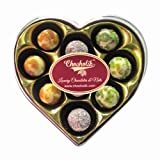 Chocholik Belgium Chocolate – Elegant Truffle Box of Indian Premium Flavored Chocolates