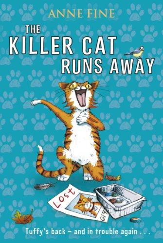 The Killer Cat Runs Away (Killer Cat 6) por Anne Fine