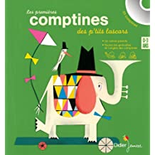 Les Comptines DES Petits Lascars: Les Premieres Comptines DES P'Tits Lascars