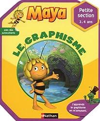 Maya l'abeille - Le graphisme - 3/4 ans