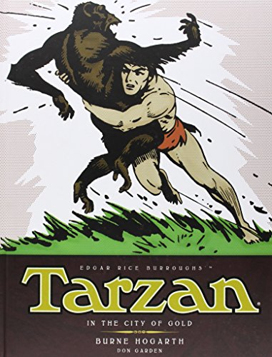 Tarzan, In the City of Gold: 1 (Tarzan 1)