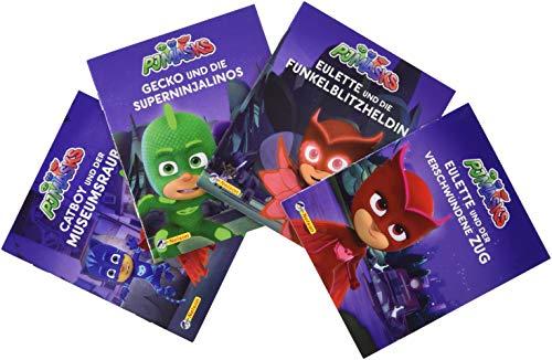 4er PJ Masks 1-4 (Nelson Mini-Bücher)