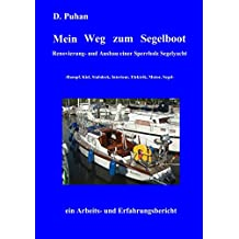 Mein Weg zum Segelboot: Renovierung und Ausbau einer Sperrholz-Segelyacht, Rumpf, Kiel, Stabdeck, Interieur, Elektrik, Motor, Segel