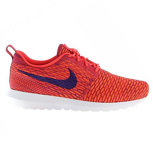 Nike - Lunarglide 6, Scarpe da corsa da uomo Orange (Orange-Violett)