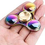 Revo 1 Titanium Alloy Rainbow Fidget Hand Finger Spinner