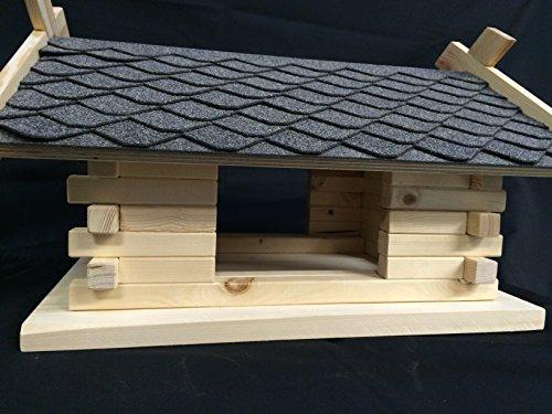 "Mini Dachschindeln Schiefer (55 mm) – Set – Grau ""23.425 "" Dachschindel"