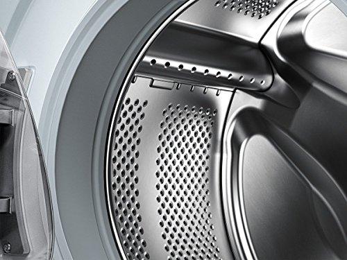 Siemens WM14N060 iQ300 Waschmaschine FL / A+++ / 137 kWh/Jahr / 1400 UpM / 6 kg / Großes Display mit Endezeitvorwahl / weiß - 5