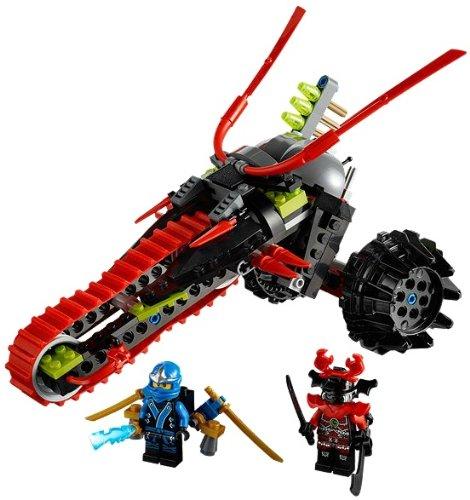 LEGO Ninjago Playthèmes - 70501 - Jeu de Construction - La Moto Guerrière