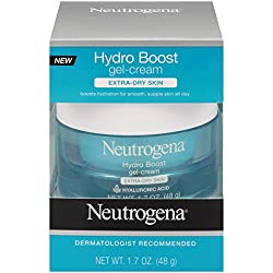 Neutrogena Hydro Boost Gel Cream, Extra Dry Skin, 1.7 Ounce